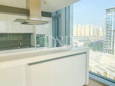 شقة 4 غرف نوم للايجار في جزيرة بلوواترز، دبي - Marina Skyline View | Vacant Now | Don't Miss!