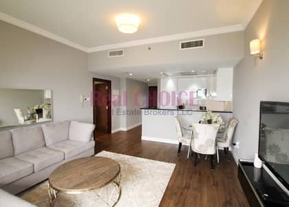 1 Bedroom Flat for Rent in Dubai Sports City, Dubai - Amazingly Furnished 1BR Unit|Excellent Condition