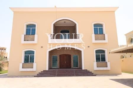 فیلا 6 غرف نوم للايجار في القوز، دبي - EM   6Bed+M,Driver Room with private pool