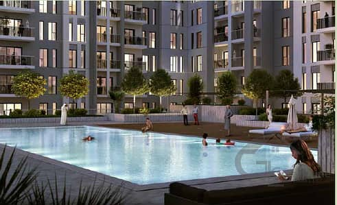 2 Bedroom Flat for Sale in Town Square, Dubai - Pay just 78k and move into your own apartment
