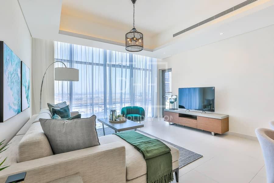 2 Elegant 1BR+Study Mada Residences Downtown