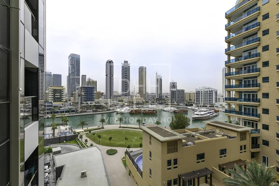 20 Studio With Marina View in Sparkle Tower
