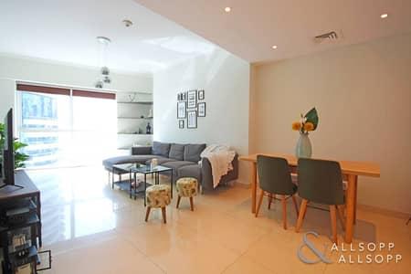فلیٹ 1 غرفة نوم للايجار في أبراج بحيرات الجميرا، دبي - Exclusive | 1 Bed | Marina Skyline Views