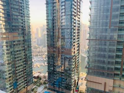 2 Bedroom Apartment for Sale in Dubai Marina, Dubai - Best Deal Marina View Vacant 2BR on Higher Floor