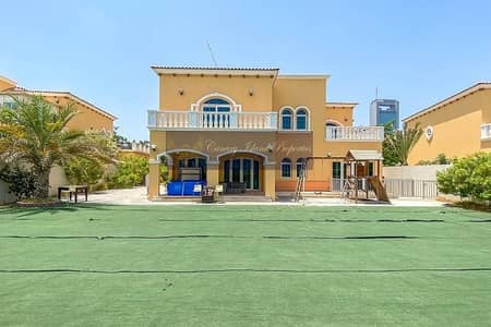 5 Bedroom Villa for Rent in Jumeirah Park, Dubai - Spacious 5 Bed |  Back to Back | Vacant Soon