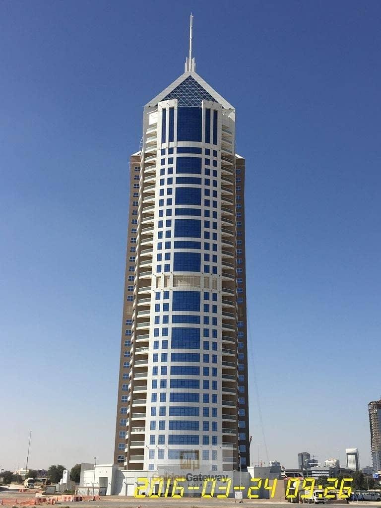 Spacious 1 BR | Siraj Tower Arjan