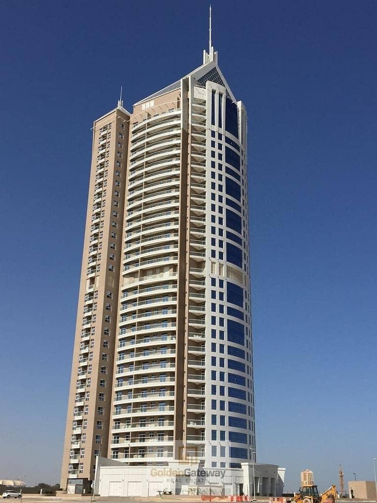 10 Spacious 1 BR | Siraj Tower Arjan
