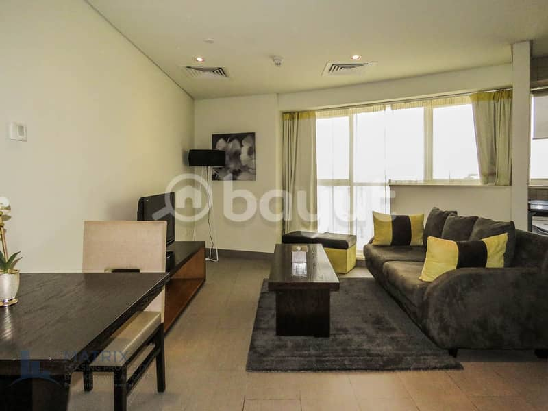 2 Great Offer! | Fully Furnished One bedroom in The Bridge