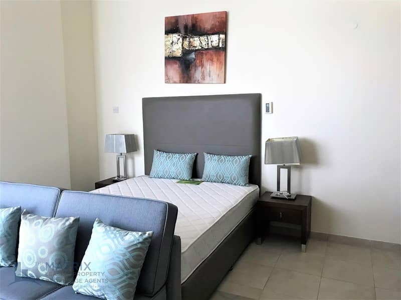2 Well maintained studio apartment in Diamond