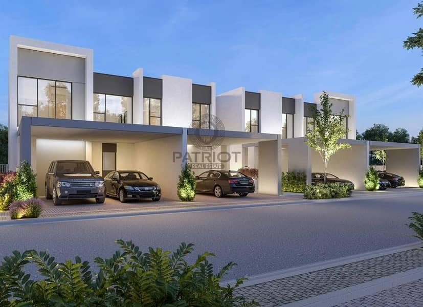 Three Bedroom | Affordable Townhouse | Near To Completion