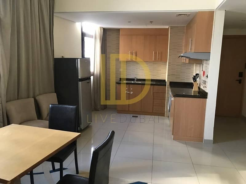 2 Furnished 1 Bed in Lincoln Park Arjan with Balcony  HL