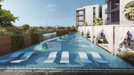 1 Bedroom Apartment for Sale in Arjan, Dubai - Luxury apartment l Guaranteed  8%  ROI l 5 Years  Flexible  post handover payment plan