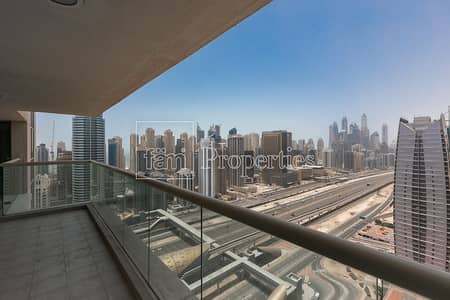 3 Bedroom Flat for Sale in Jumeirah Lake Towers (JLT), Dubai - Fresh Painted - Tenanted Until July 21 @95K 2chq