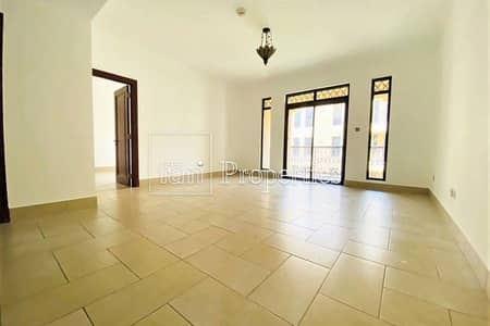 2 Bedroom Apartment for Rent in Old Town, Dubai - HUGE 2 + STUDY | COMMUNITY VIEW | 100 K