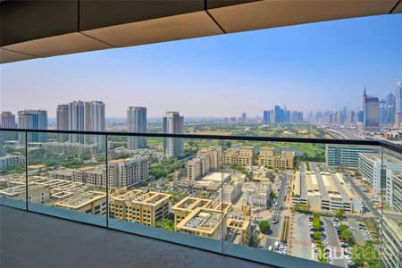 2 Bedroom Apartment for Rent in The Greens, Dubai - High spec | 1,418 Sq.Ft | Golf course view
