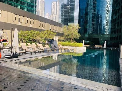 Studio for Rent in Business Bay, Dubai - Partial Canal View