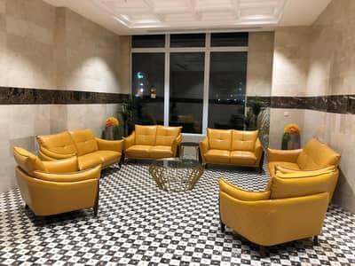 فلیٹ 1 غرفة نوم للايجار في النهدة، الشارقة - شقة في بناية أنصار النهدة 1 غرف 25000 درهم - 4718267