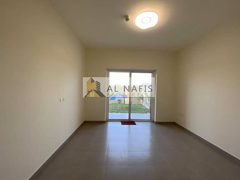 Specious 2 BR Ground Floor With Garden For Rent