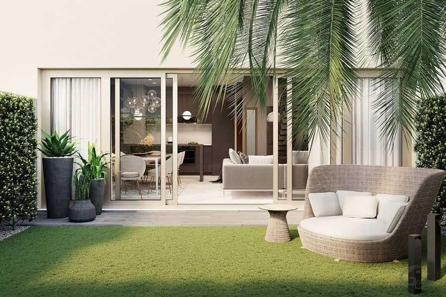 18 Own your villa in the heart of Meydan by just paying 10% on booking!