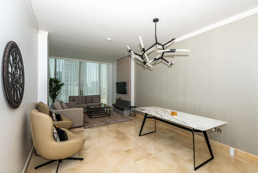Stylishly Furnished  2 Bed  | No Commission