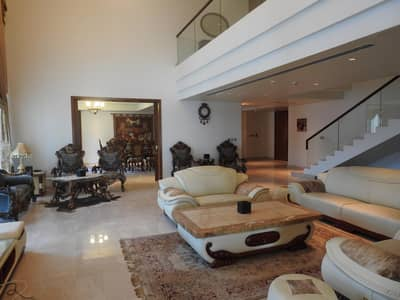 4 Bedroom Penthouse for Rent in Palm Jumeirah, Dubai - Luxuriously Furnished I with Maids I Huge and Spacious
