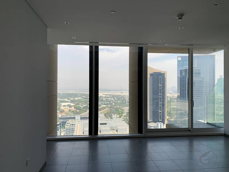 2 Spacious 1 Bedroom I Sheikh Zayed Road View