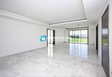 5 Bedroom Villa for Sale in Yas Island, Abu Dhabi - Ready To Move / Great Price / Villa with Golf View
