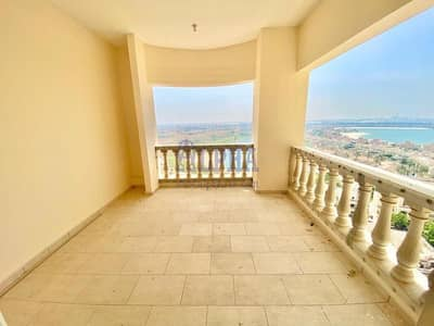Studio for Sale in Al Hamra Village, Ras Al Khaimah - Beautiful Lagoon View! Partitioned Studio