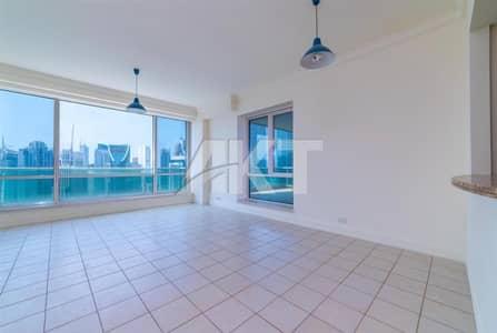 3 Bedroom Flat for Rent in Dubai Marina, Dubai - 145 K / Emaar 6 Tower / Al Mesk / 3 Beds + Maid / Marina & Golf View