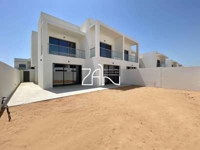 فیلا 3 غرف نوم للايجار في جزيرة ياس، أبوظبي - Corner Brand New 3+M+1 Villa Type X in Great Location