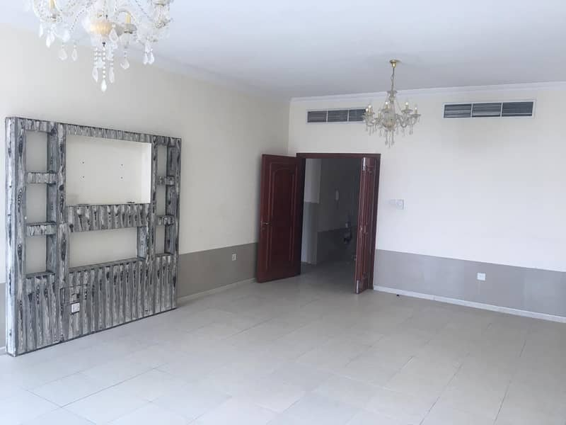 Sea View 3 Bhk for rent in Al Khor Tower with Maid Room and Laundry Room.  36000/-