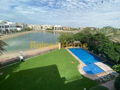 فیلا 6 غرف نوم للايجار في تلال الإمارات، دبي - Specious Bright Panoramic Lake View | Sec W
