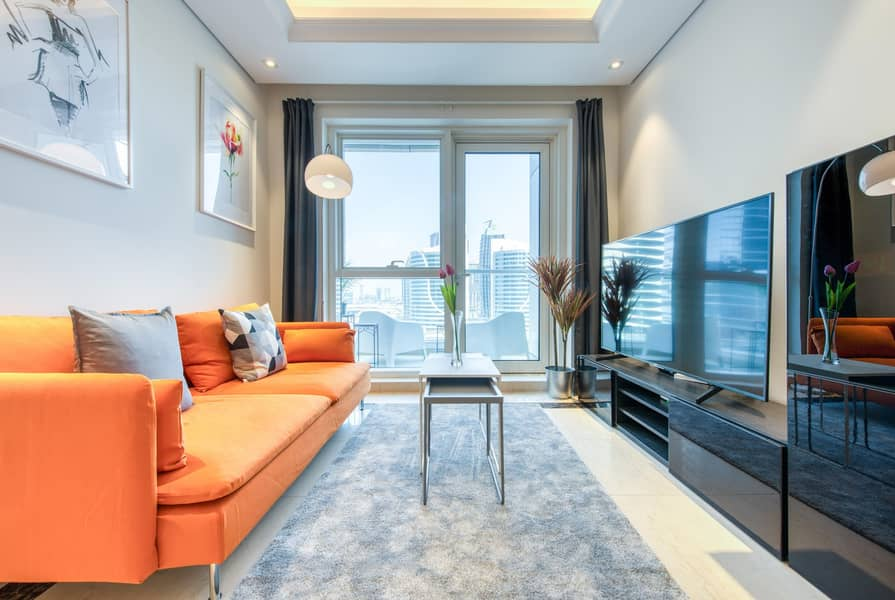 2 Newly furnished Apartment One bedroom apartment plus maids