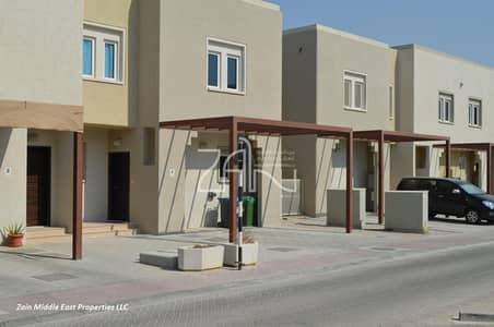 3 Bedroom Villa for Sale in Al Reef, Abu Dhabi - Hot Price! Superb 3 BR Villa with Study and Terrace