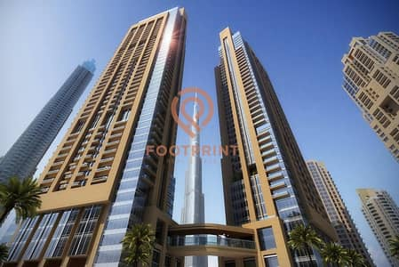 EXCEPTIONAL OPPORTUNITY   ULTIMATE LUXURY    UNIQUE BURJ KHALIFA AND FOUNTAINS VIEW