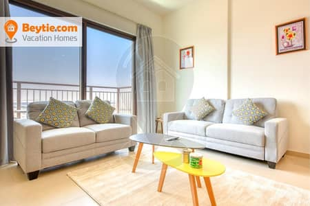 1 Bedroom Apartment for Rent in Dubai South, Dubai - A Cozy 1BR in Golf Views