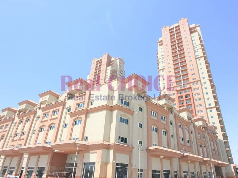 10 Vacant 1BR | Community View | Imperial Residence B