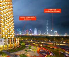 apartment for sale in the most beautiful area in dubia