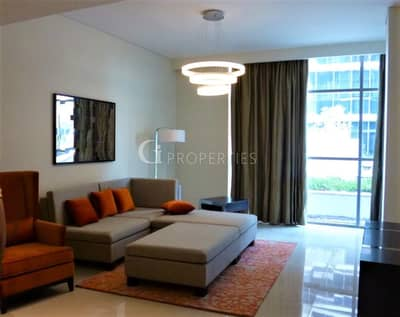 1 Bedroom Apartment for Sale in DAMAC Hills (Akoya by DAMAC), Dubai - Fully Furnished | Golf and Pool View | Best Investment