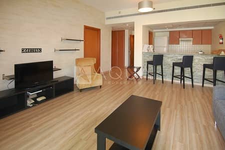 1 Bedroom Apartment for Rent in The Greens, Dubai - Garden View | Fully Furnished | Chiller free