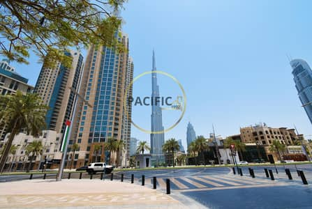 1 Bedroom Apartment for Rent in Old Town, Dubai - Give An Offer | Semi Furnished | 1 BR for rent | Burj Khalifa View