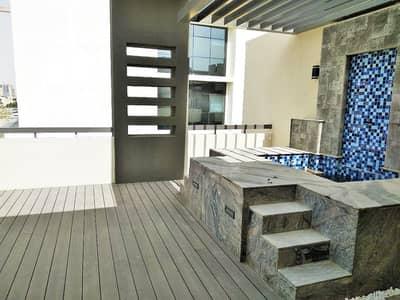 فیلا 4 غرف نوم للايجار في قرية جميرا الدائرية، دبي - 9