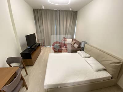 Studio for Rent in Bur Dubai, Dubai - Huge Fully Furnished Studio with Terrace. Only 35K. All Amenities available