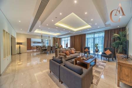 4 Bedroom Villa for Sale in Mohammad Bin Rashid City, Dubai - Arabic Style I 4 Bedroom Villa I District One