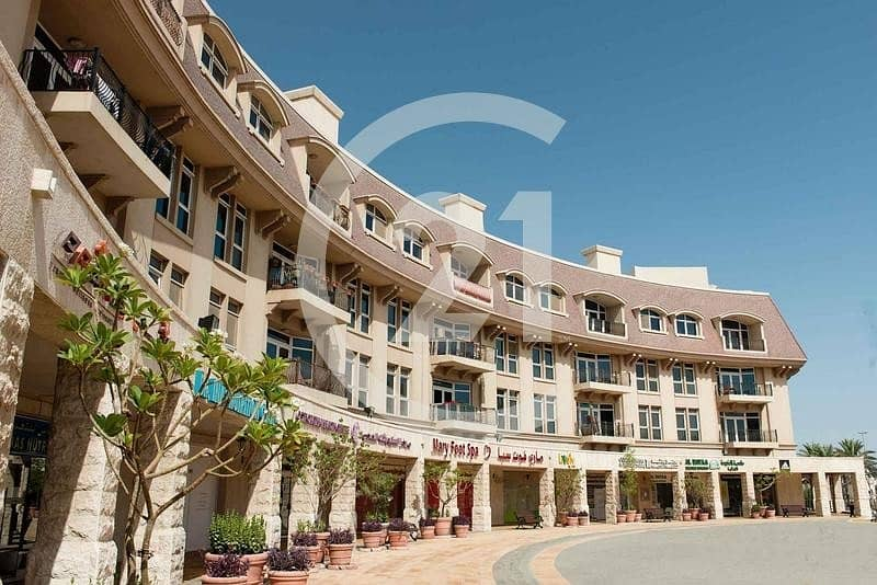 2 SPACIOUS 1 BR APARTMENT FOR RENT IN  THE BEST COMMUNITY IN MIRDIF .
