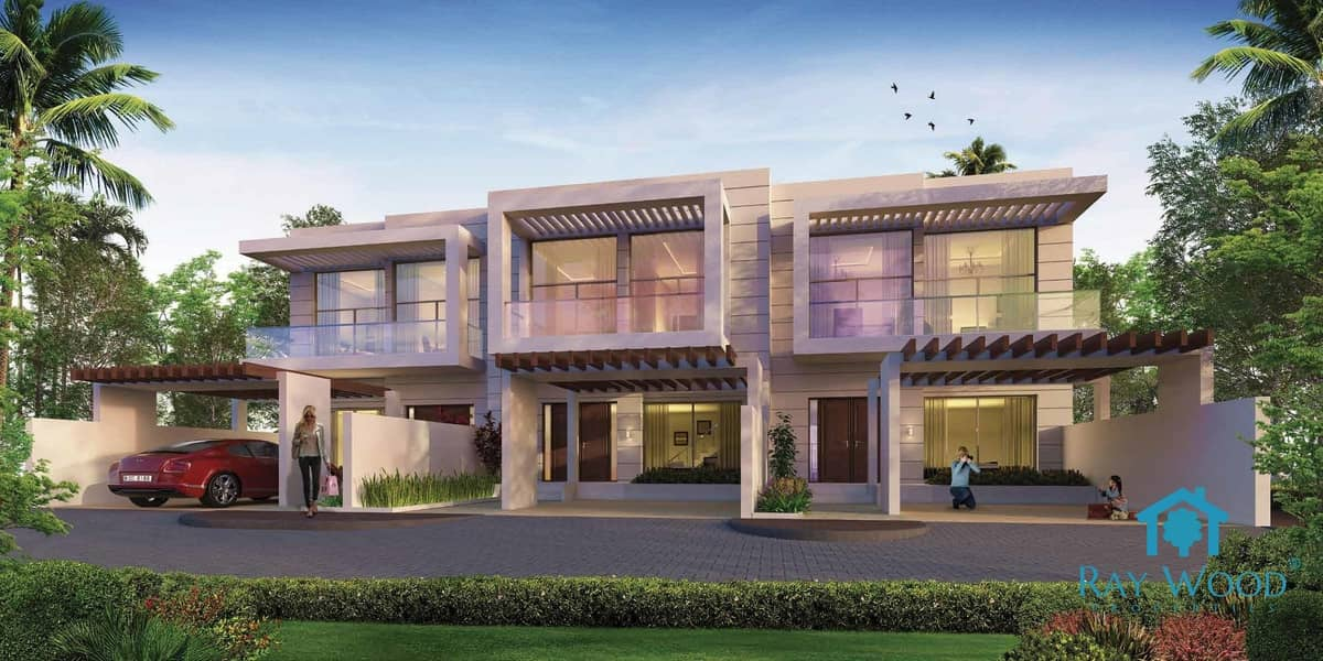 21 Spacious 4 Bed Villa Ready to Move in Jebel Ali