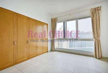2 Bedroom Townhouse for Sale in Palm Jumeirah, Dubai - 2BR Plus Maid and Study Townhouse|Amazing Sea View