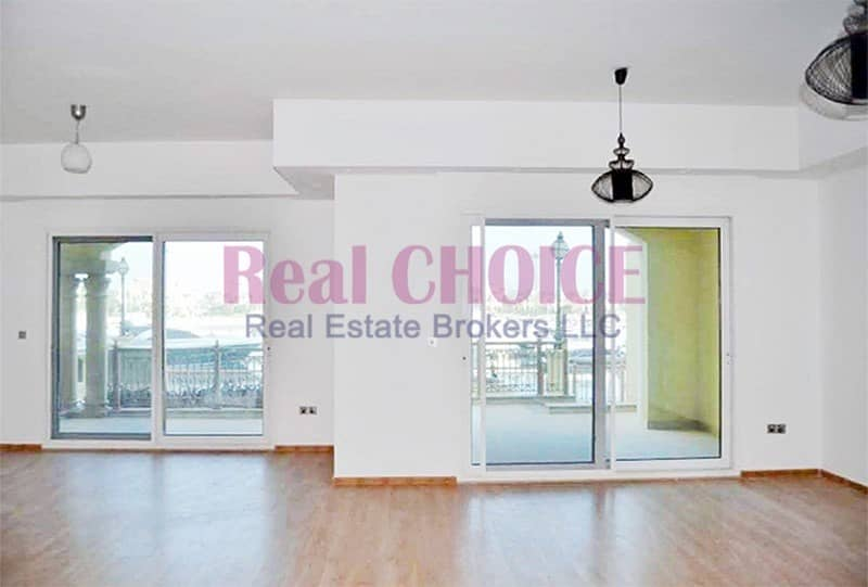 2 2BR Plus Maid and Study Townhouse|Amazing Sea View