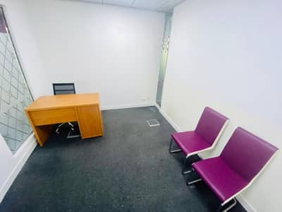 Office for Rent in Al Muroor, Abu Dhabi - Best Feature Serviced Office Within Your Budget