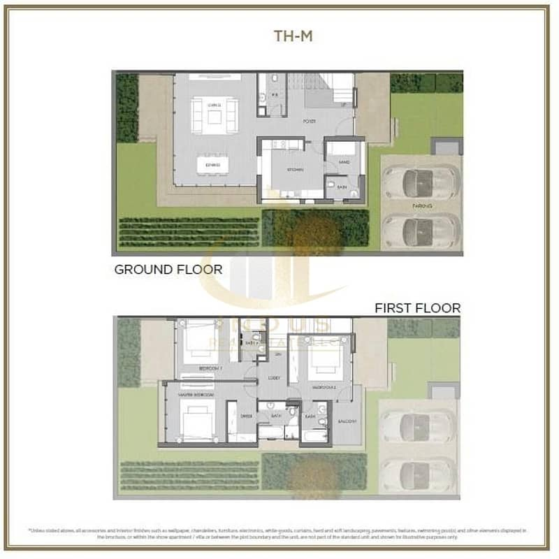 16 Ready To Move-in | THM Type | Private Garden | For End User